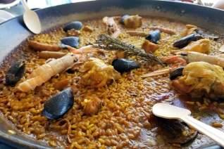 Mi comida favorita se encuentra en Barcelona: verano 2017
