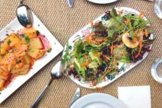Comidas vegetarianas: dónde comer tapas vegetarianas en Valencia