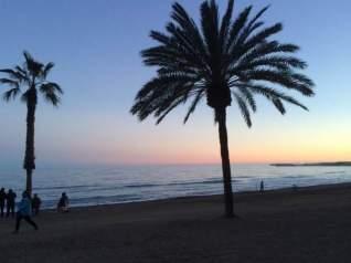Cinco maneras de relajarse en Málaga