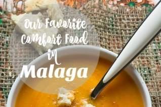 Nuestra comida casera favorita en Málaga