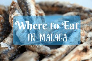 La guía definitiva para dónde comer en Málaga