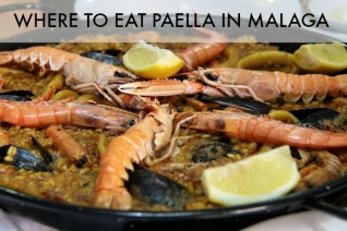 Nuestros lugares favoritos para comer paella en Málaga