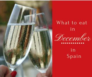 Qué comer en España en diciemb