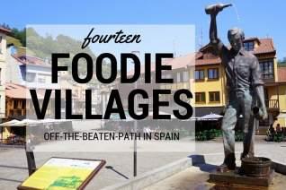 14 Aldeas fuera de los caminos trillados en España que ningún gourmet debería perders