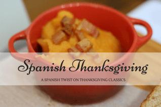 Agrega un toque español a tu menú de Acción de Gracias con estas recetas de Acción de Gracias en español