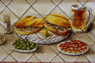 7 sándwiches españoles impares que son absolutamente deliciosos