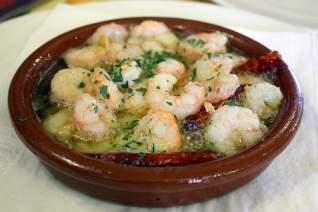 Gambas al Ajillo Recipe (Spanish Garlic Shrimp)