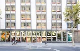 Generator Hostel Barcelona: Suites de lujo en un albergue de Barcelona