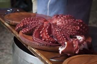 Festivales de comida gallega: comiendo a lo largo del año.