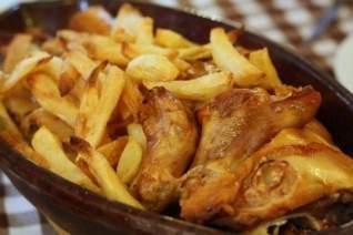 El mejor cochinillo de Segovia: Mesón Don Jimeno