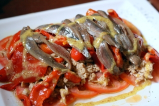 Dónde comer en Toledo: Restaurante Fabula