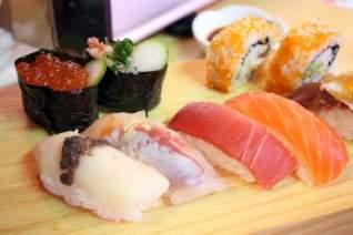YokaLoka: Mi Sushi Favorito en Madrid