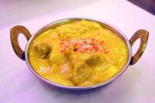 Restaurante indio de Curry: comida india barata en Madrid