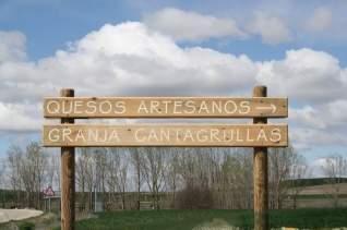 Granja Cantagrullas: Queso Artesanal En Valladolid
