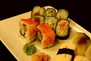 Una búsqueda de buen sushi en Madrid: Nihon Ryoori