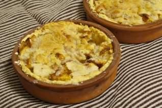 Tiempo de pastel: Mini Apple Pie-Crisps