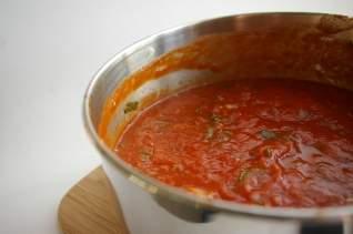 Receta De Salsa De Tomate Española