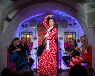 Los mejores lugares para ver flamenco en Granada