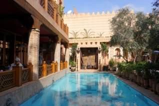 Hotel Le Maison Arabe: un hotel boutique en Marrakech