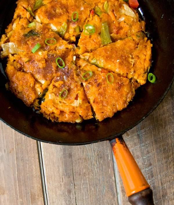 ¡Feliz (kimchi) día de panqueques!