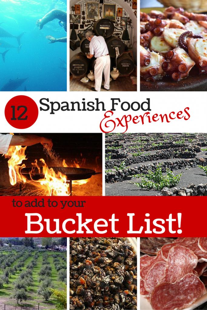 Viñedos volcánicos, pesca milenaria, cosechas de percebes peligrosamente peligrosas ... ¡estas 12 experiencias de comida española están en lo más alto de mi lista de deseos!