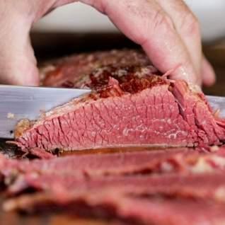 Cómo hacer carne de vaca en conserva