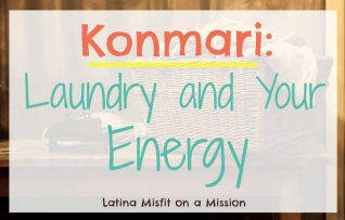 Konmari: When Laundry Gives You Anxiety