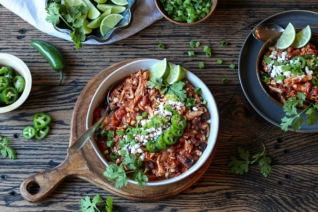 Cena semanal Plan de comidas // Semana 47: Semana de fiesta fácil
