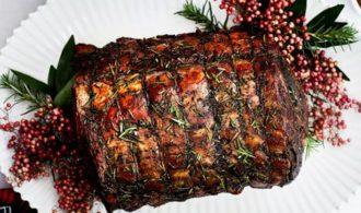 Cena de Navidad simple y festiva Recetas e ideas | 31Daily.com