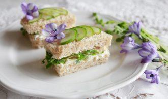 Sándwiches fáciles de té para hacer por delante | 31Daily.com