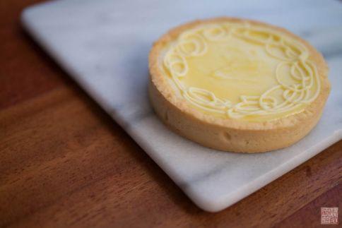 tarta de limón nueva