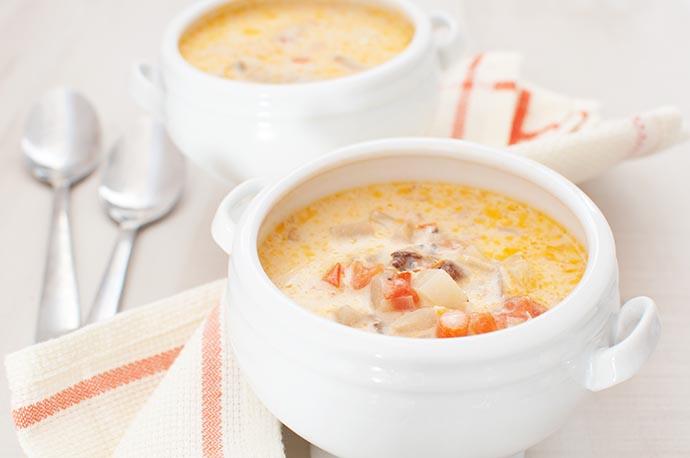 Cena semanal Plan de comidas // Semana 45: Cenas fáciles de despensa | 31Daily.com