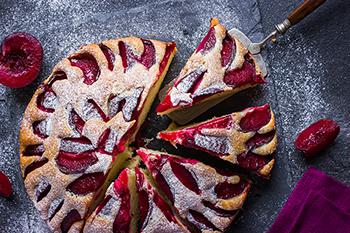 Un pastel de ciruela que querrás hacer una y otra vez | 31Daily.com