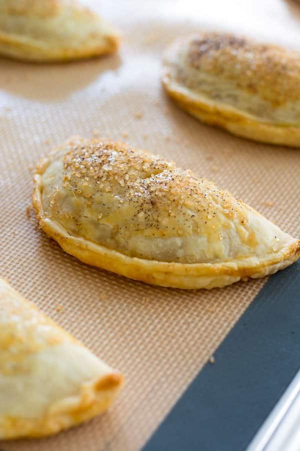 Empanadas de calabaza (pasteles fáciles!)