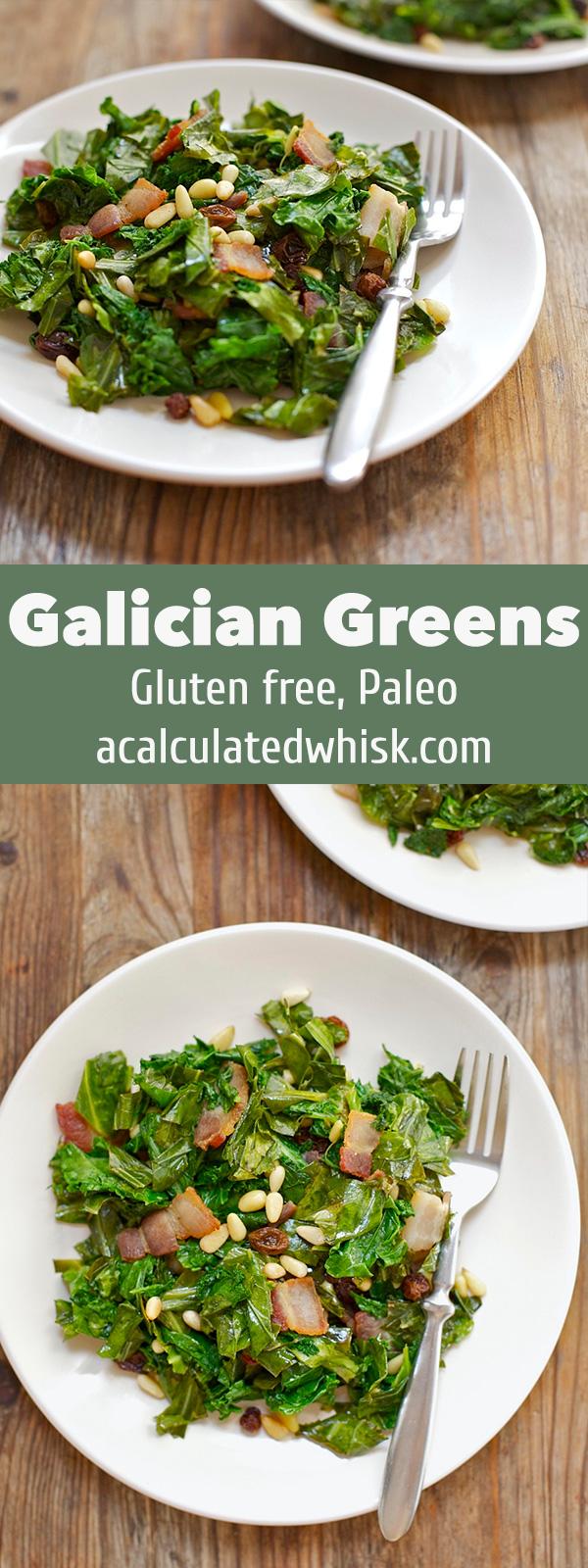 Verdes gallegos | acalculatedwhisk.com