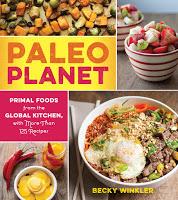 Anunciando Paleo Planet + falda de ternera marinada con manteca de cilantro y lima | acalculatedwhisk.com