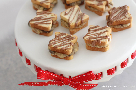 Galletas de chispas de chocolate Itty Bitty