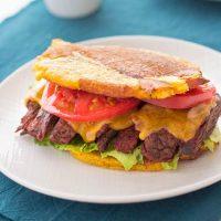 Receta De Jibarito (Sandwich De Plátano De Puerto Rico)