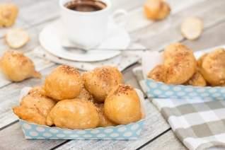 Muffin de Calabacín con Chocolate con Punta