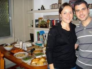 Acción de gracias aún sabe bien en España!