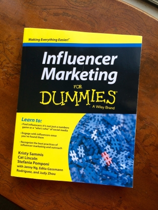 Influencer Marketing for Dummies #CleverDummies
