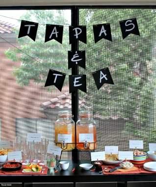 Southwest Tapas y Tea Party