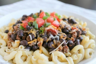 Sin gluten Chipotle Chili Mac