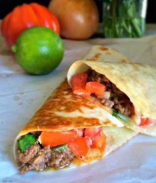 Taco Bell Copycat Beef Meximelts