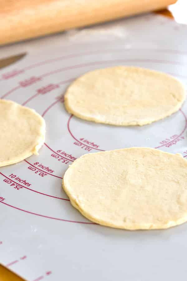 Masa Empanada (receta para freír)