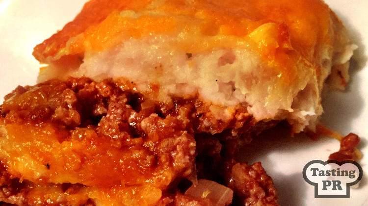 Pastelon de Yuca Recipe