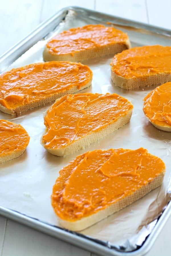 Receta de queso para untar pan