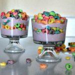 Postres frutales de desayuno con sabor a fruta ~ Tomillo para cócteles