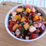 Salsa De Fruta De Piedra ~ Tomillo Para Cócteles