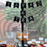Fiesta De Tapas Y Té